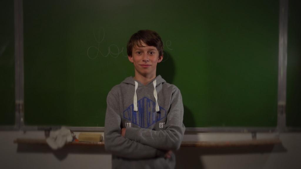 Louis, 15 ans