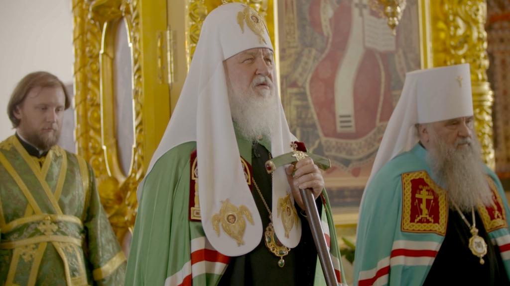 L'église règne sur 4000 évêques dans toute la Russie