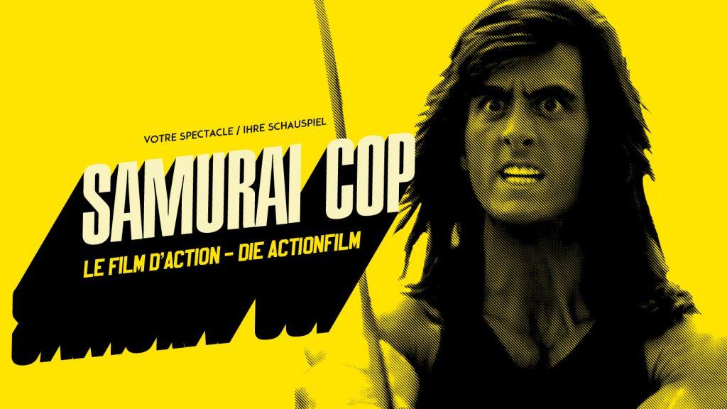 Un des épisodes raconte Samouraï Cop, LE film d'action foireux