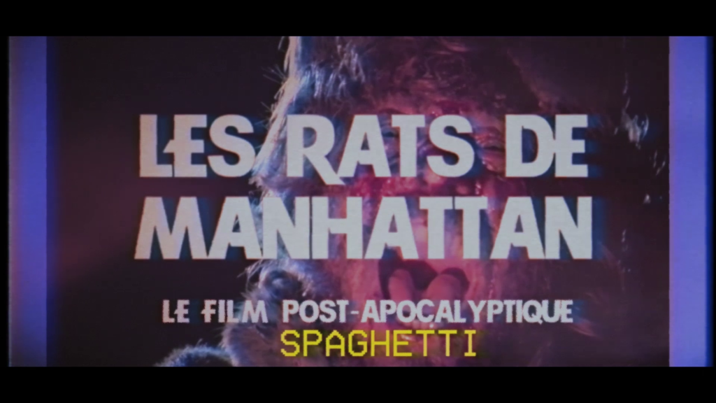 Après la fin du monde, les rats vont avoir le beau rôle, dit ce film prophétique qui e manque pas de mordant