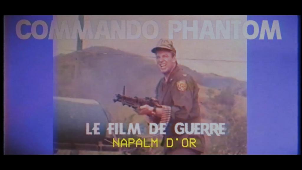 Quand des cinéastes Philippins copient Chuck Norris, on arrive au chef d'œuvre absolu : une caricature au carré.