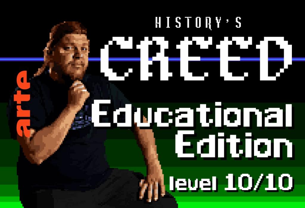 """Épisode 10 – EDUCATIONAL EDITION  Et si les jeux avaient toute leur place à l'école ? Si on se la jouait """"pedagogeek"""" ?"""