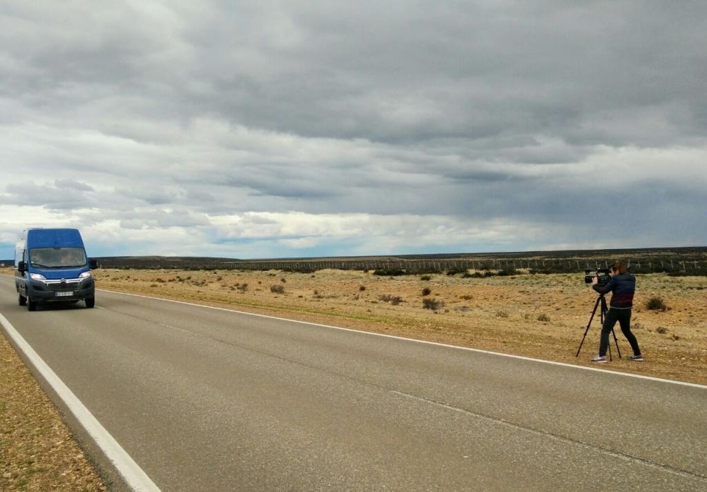 Route 40, en Argentine