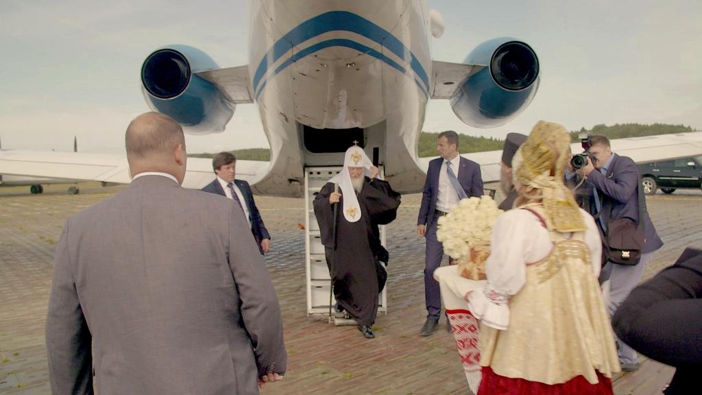 Le patriarche rencontre en permanence ses 110 millions de fidèles, en Russie et ailleurs