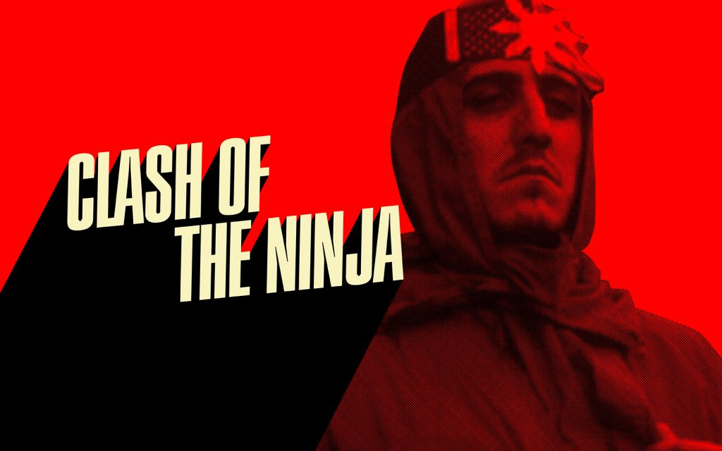 Le film de Ninja made in Hong-Kong, USA