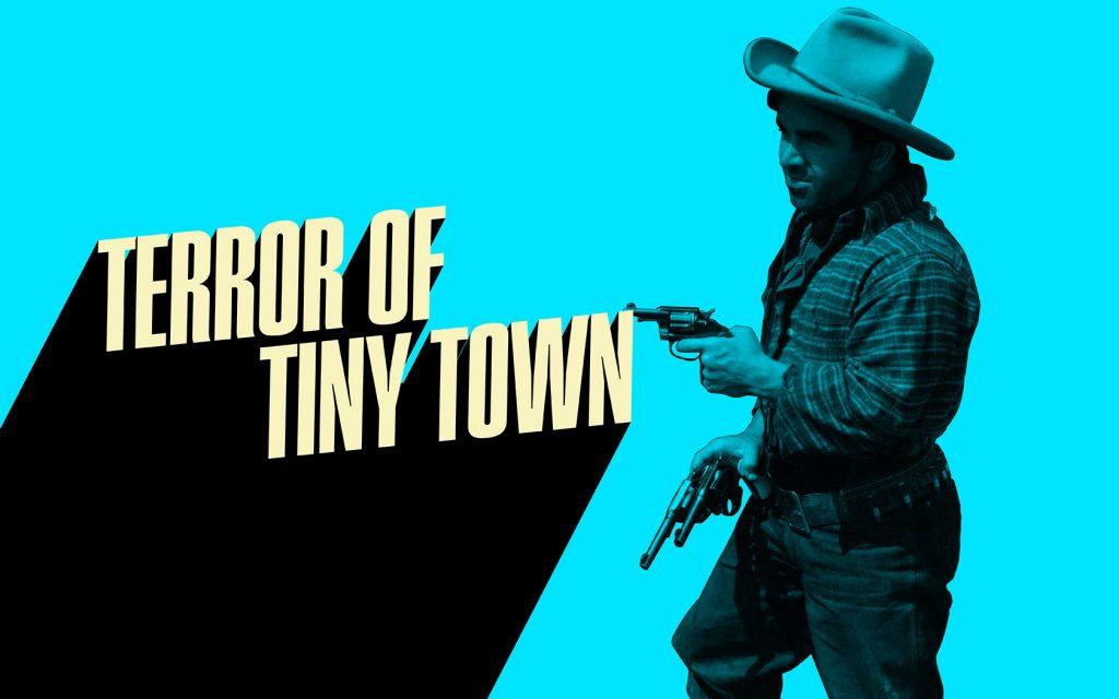 Un grand western joué par des nains