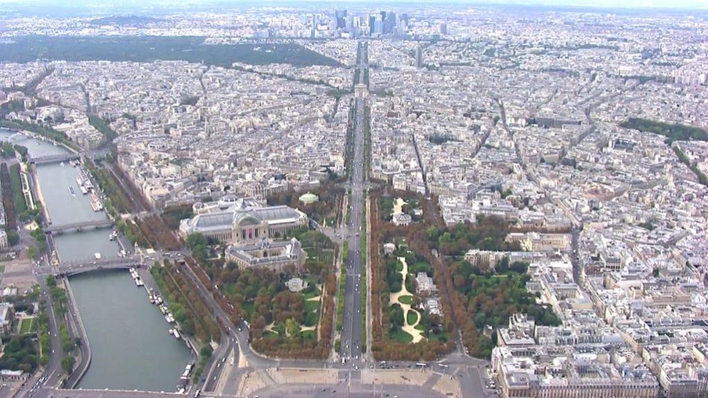 Paris se met au Vert