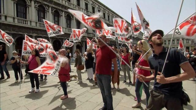 Venise et Pompéi : patrimoine en danger