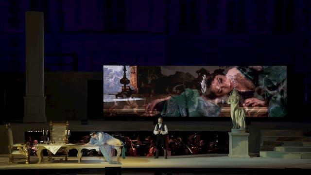 Agnès Jaoui : Le goût de l'opéra