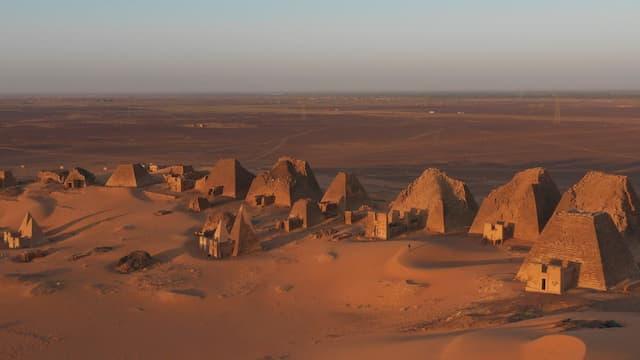 Au Soudan, sur la piste des pharaons