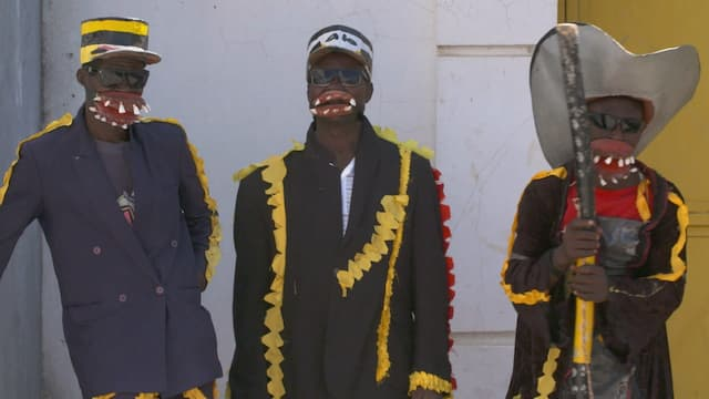 Haïti : le carnaval des spectres