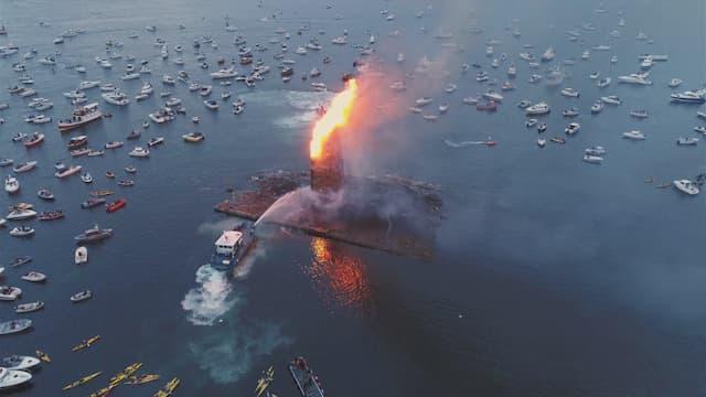 Le feu d'Aalesund