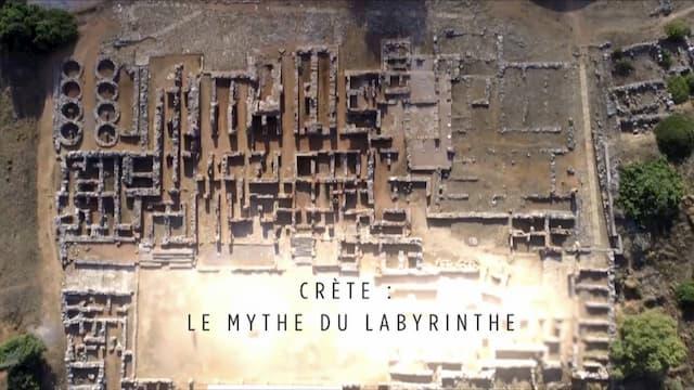 """""""CRÈTE, LE MYTHE DU LABYRINTHE"""", Un film de Mikael Lefrancois et Agnès Molia"""
