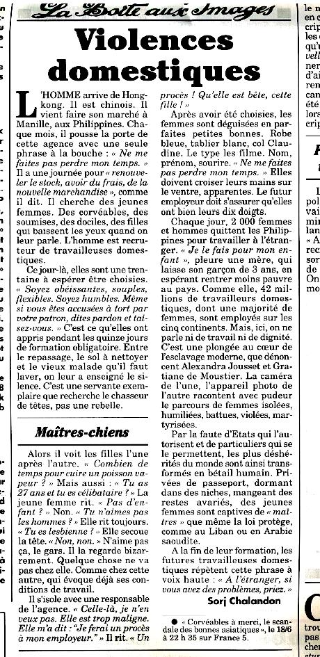 Le Canard Enchaîné, 14 juin 2017