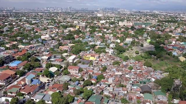 Drôle de ville pour une rencontre… à Manille