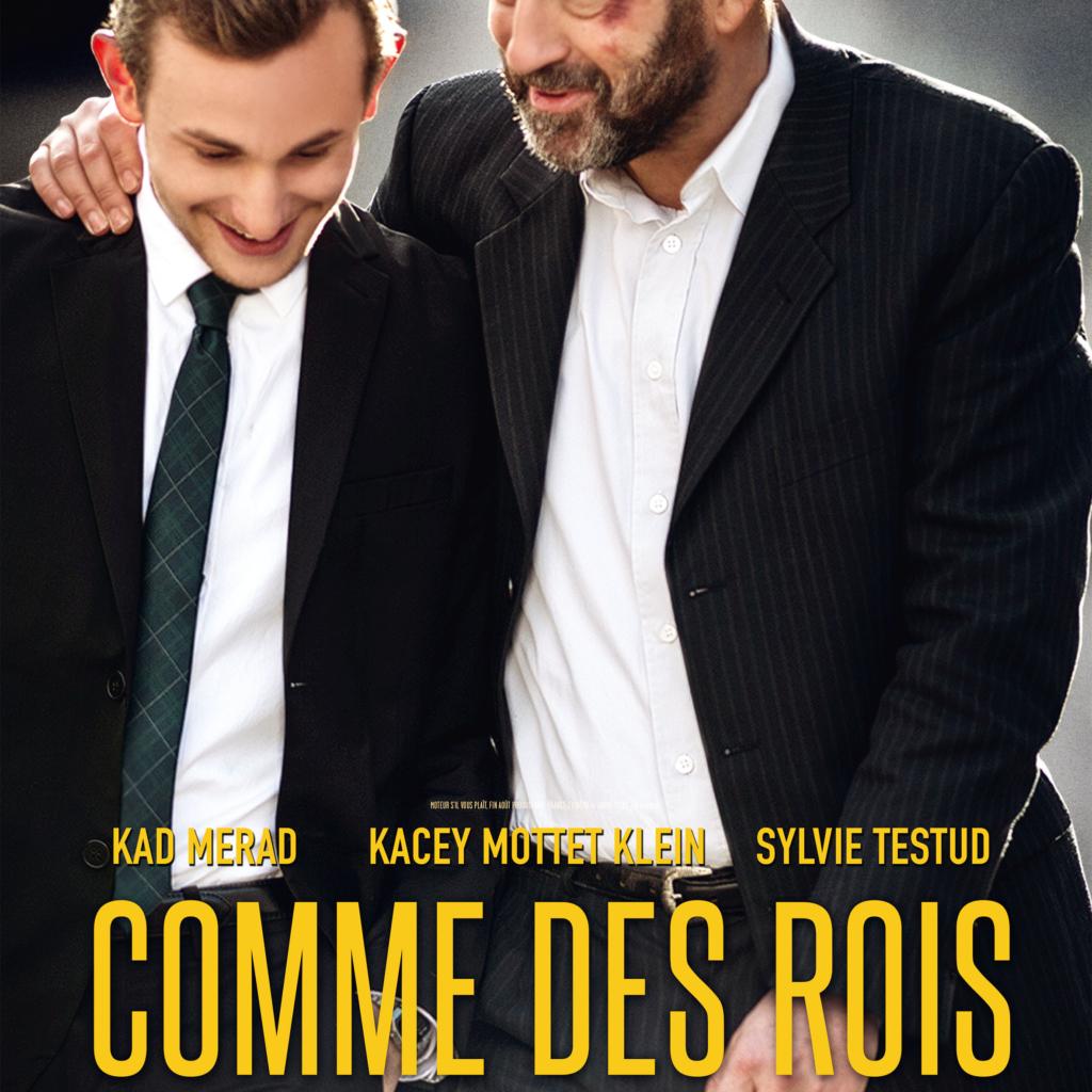 COMME DES ROIS : le film était diffusé sur France 3 en mars