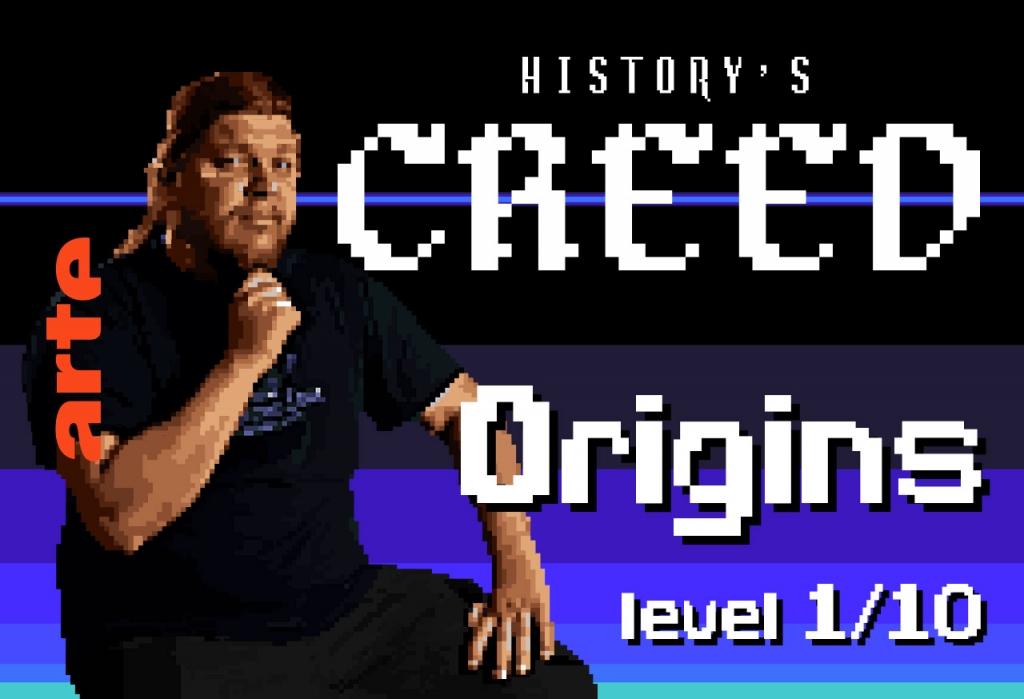 Épisode 1 – ORIGINS Ben fait de l'histoire sur Youtube et c'est par les jeux vidéos que cette passion l'a pris. Mais au fond, jeux vidéo et histoire font-ils bon ménage ?