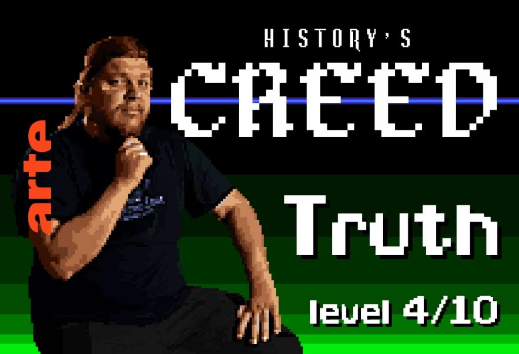 Épisode 4 – TRUTH Beaucoup de joueurs sont prêts à payer pour avoir un jeu qui ne triche pas avec l'histoire.