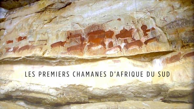 """""""Les premiers chamanes d'Afrique du Sud"""", un film de Nathalie Laville et Agnès Molia"""