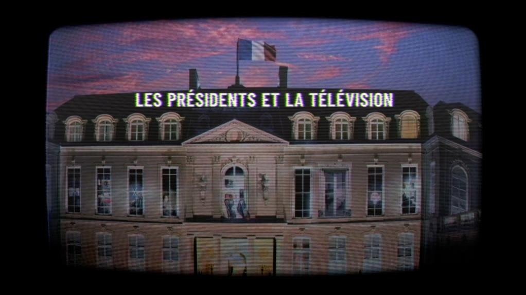 Les présidents et la télévision