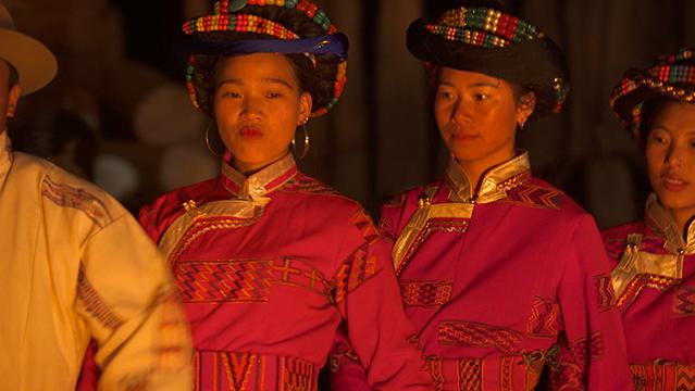 Chine, les Moso