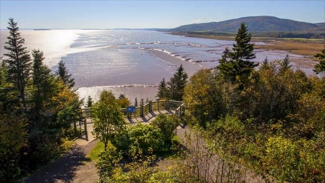 Baie de Fundy : au rythme des plus grandes marées du monde
