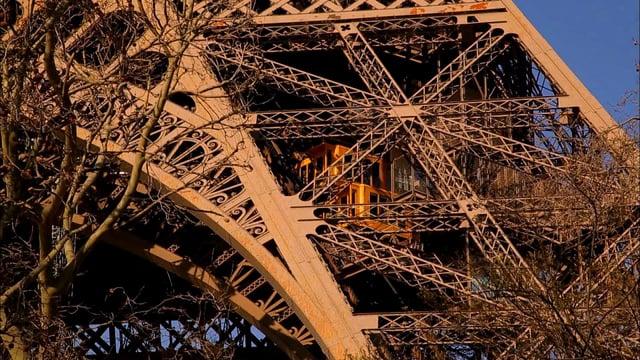 Le Trocadéro et la colline de Passy