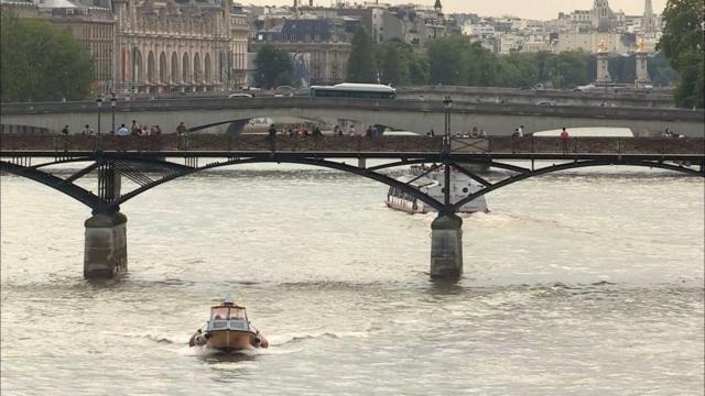 Ma vie en Seine