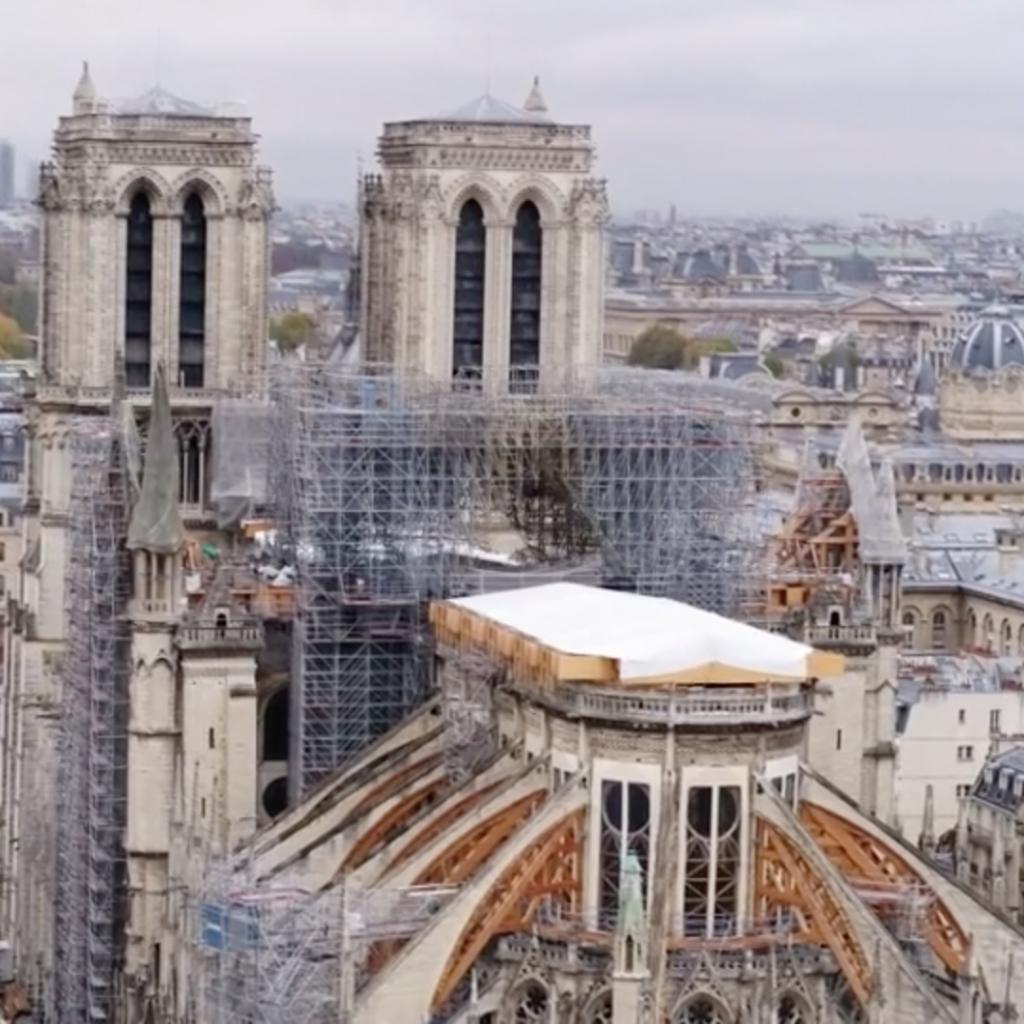 """Notre Dame :  TSVP en vedette dans la spéciale """"Des racines et des Ailes"""" F3"""